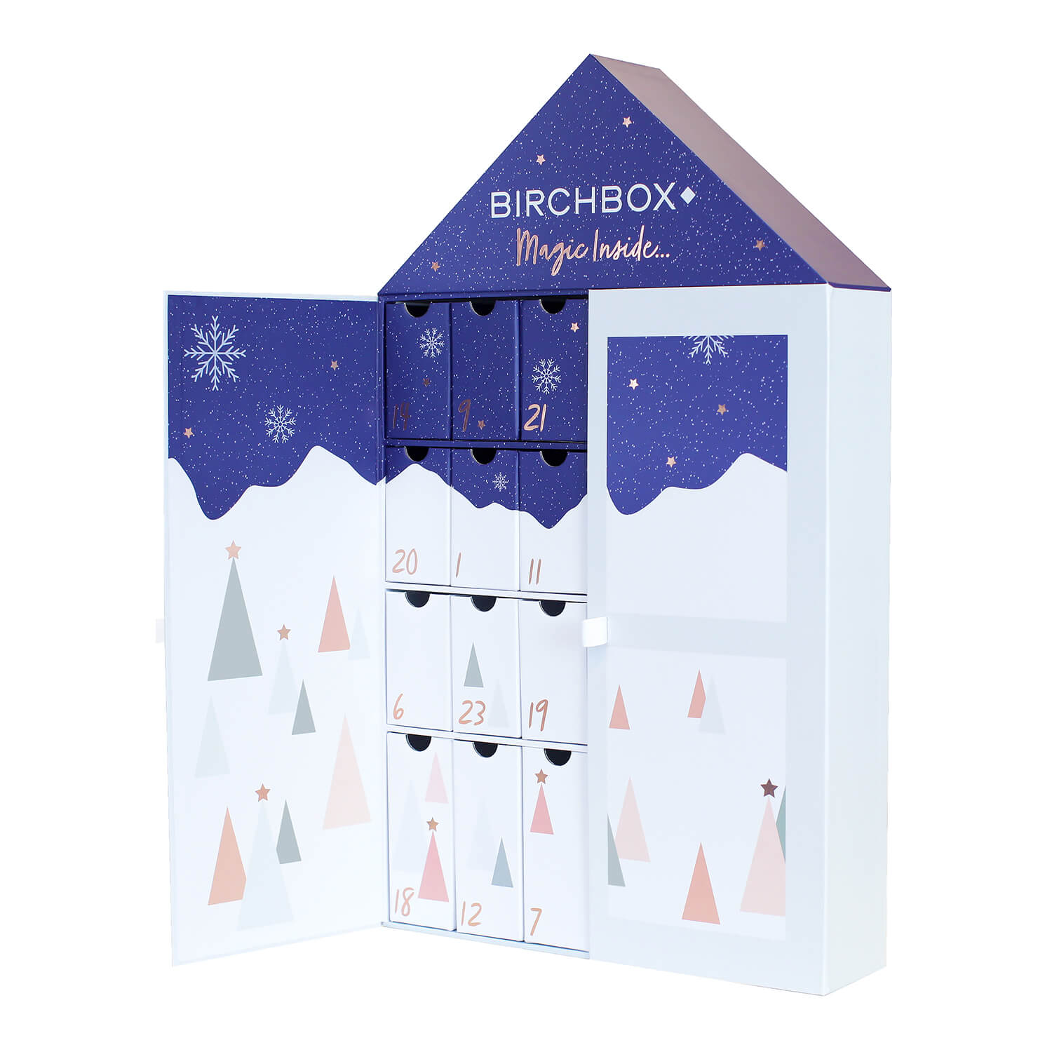 65bc098208696 It s time to countdown to Christmas with the new Birchbox Beauty Advent  Calendar. Filled with 24 beauty treats