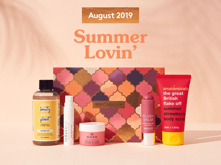 Birchbox Join The Uk S 1 Beauty Box