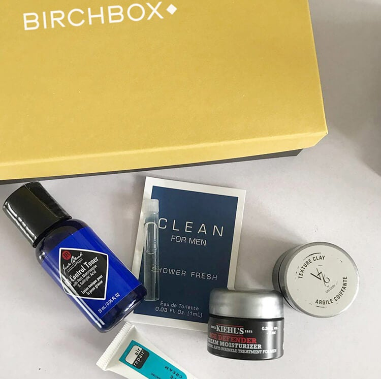 Grooming Box Subscription For Men