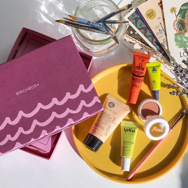 Birchbox Monthly Beauty And Grooming Subscription Boxes